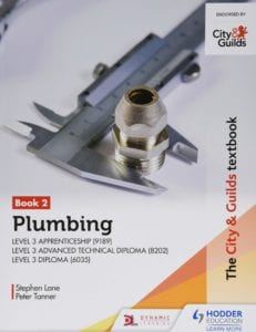 City and Guilds Level 3 plumbing book
